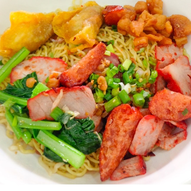 Thai Wanton Mee