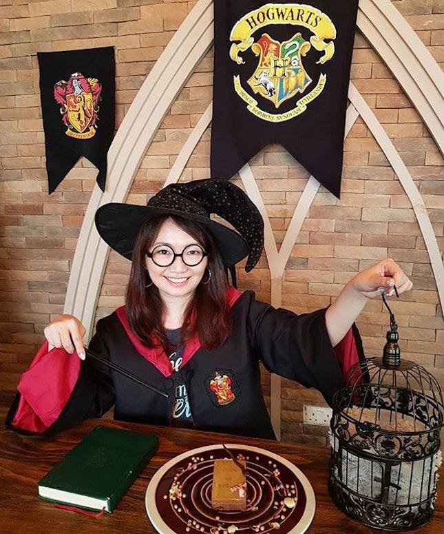 Nerdy Witch.