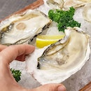 Plump and Juicy Fresh Oyster by @killineyexchange!