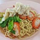 Singapore Fried Hokkien Mee (Whampoa Makan Place Block 90)