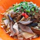 Lai Heng Mushroom Minced Meat Noodle