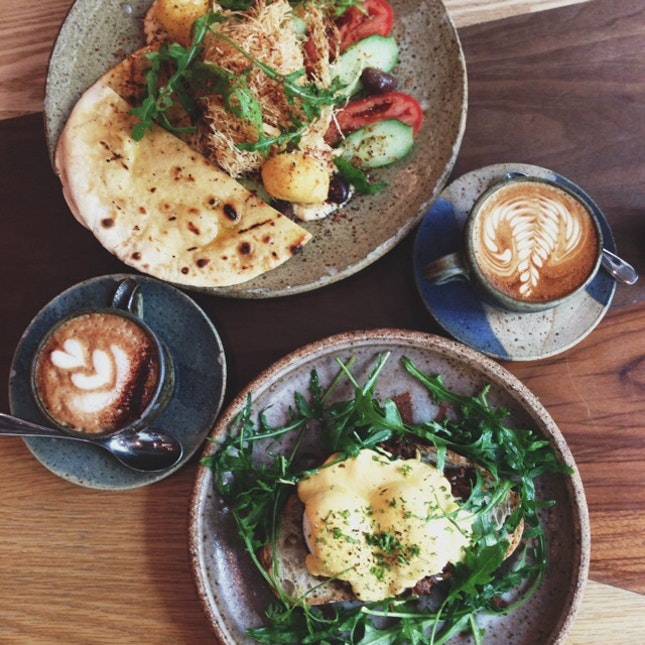 Cafes To Visit In SG 2014