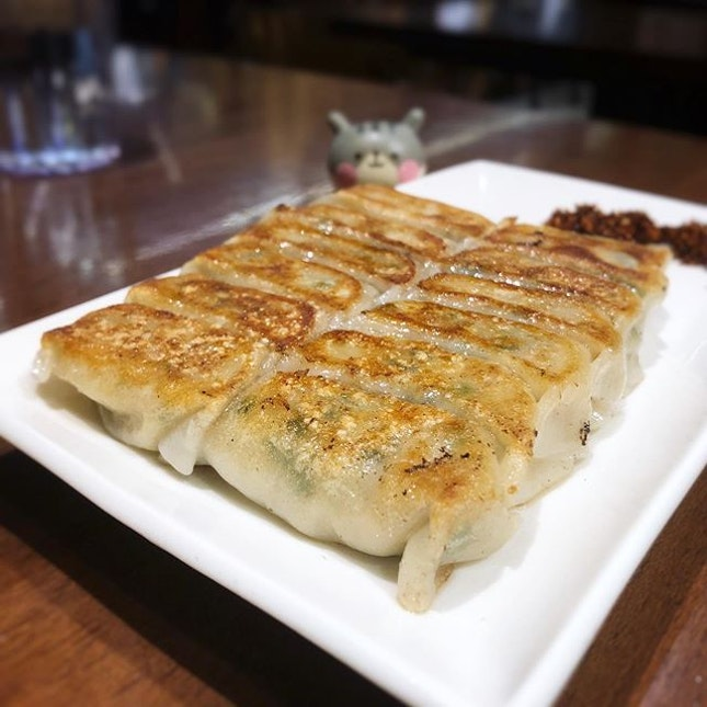 These 'one-bite gyozas' are so cute I could just gobble them up!