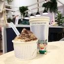 Coffee soft serve, best enjoyed alongside one of their filter coffees from Coffee Collective (Copenhagen, Denmark) ☕️ #poomsandpoms #foodies #sgfood #sgfoodies #sgeats #sgfoodporn #singaporefood #sgfoodtrend #eatmoresg #eatoutsg #foodinsing #yummyinmytummy #fatdieme #sgdessert #dessert #dessertporn #sgcafe #sgcafefood #sgcafehopping #stfoodtrending #8dayseat #burpple #coffeelover #coffeesoftserve #coffeecollective #cafeculture2019 #marinabaysands