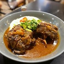Oxtail stew - really tender and tasty!