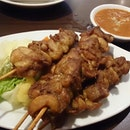 Tender Chicken Satay