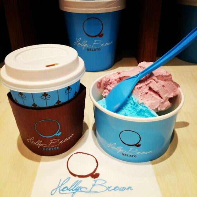 Amazing Ice-cream And Mocha