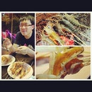 Prawning with the boy #prawning #prawn #instasia #instagramhub #instagram #igers #instadaily #ig #instanation #instagrasp #webstagram #instalove #instamood #iphoneography#sgig #popular #love #pretty #roe #food #foodsex #foodporn #boyfriend