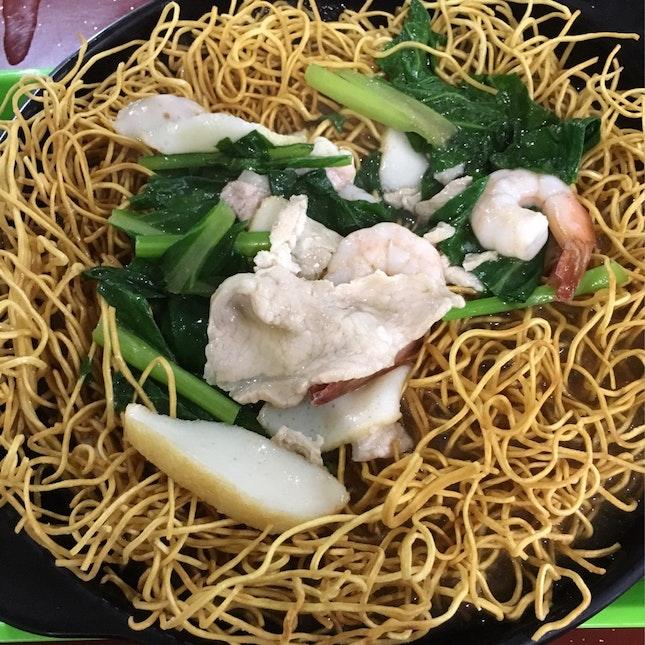 Crispy Noodle