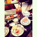 Lunchtyme!😆 #tea#afternoontea#englishtea#scones#lunch#desserts#sweets#cakes#sandwiches#saturday❤️