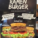 Try out the ramen burgers #sgeats #followme #foodblogger #singaporefood #delicious #yummy #foodgasm #foodstamping #sgfood #foodoftheday #foodporn #burpple #foodspotting #fatdieme #foodgasm #instafood #openricesg #justeat #foodphotography #8dayseatout #instasg #umakemehungry #lifeisdeliciousinsg #foodblogs #nomnomnom