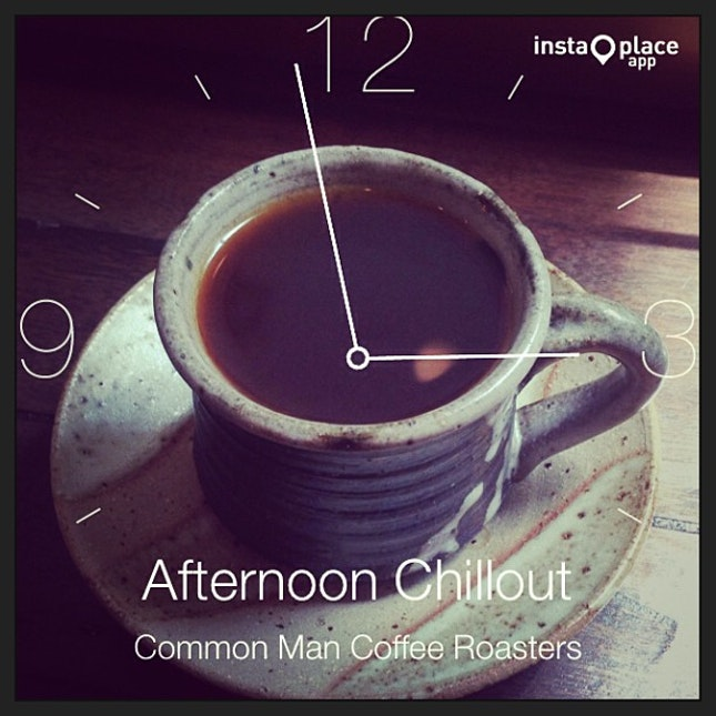 #ethiopia #coffee #instaplace #instaplaceapp #place #earth #world  #singapore #SG #rivervalley #commonmancoffeeroasters #shopping #coffee #street #day