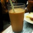 金鳳無冰凍奶茶