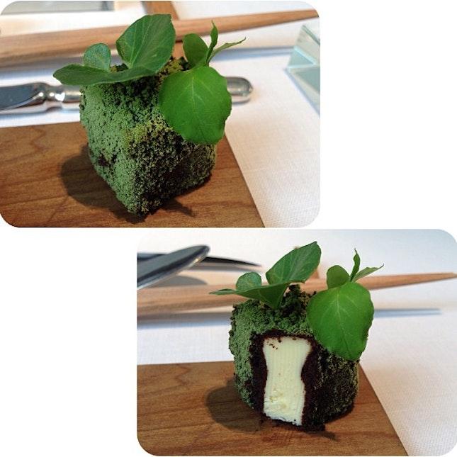 The cutest butter at Narisawa, Tokyo