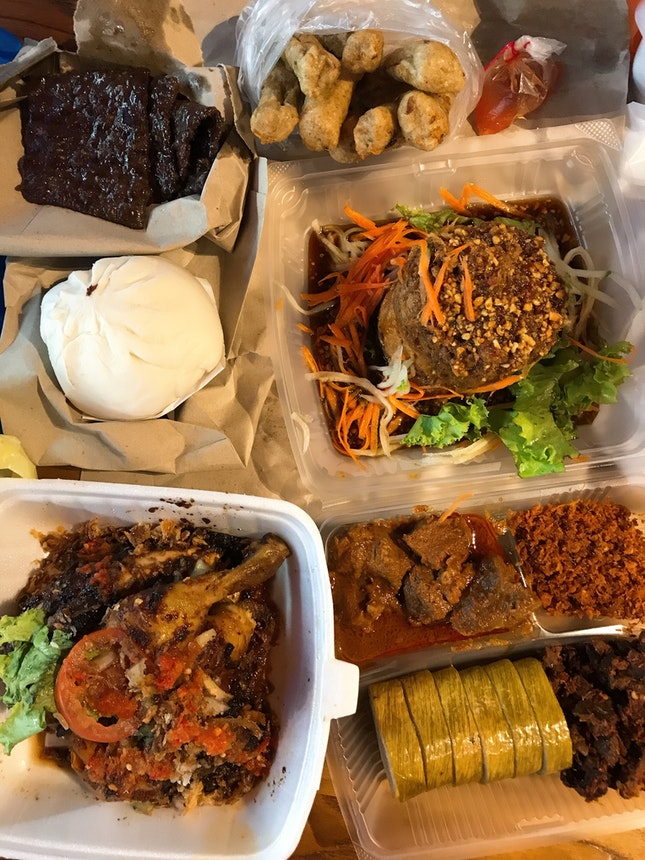 Singapore's Malay Street Food
