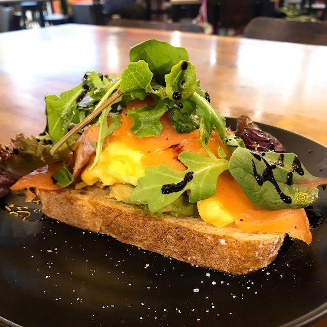 Avocado Toast ($12.90)