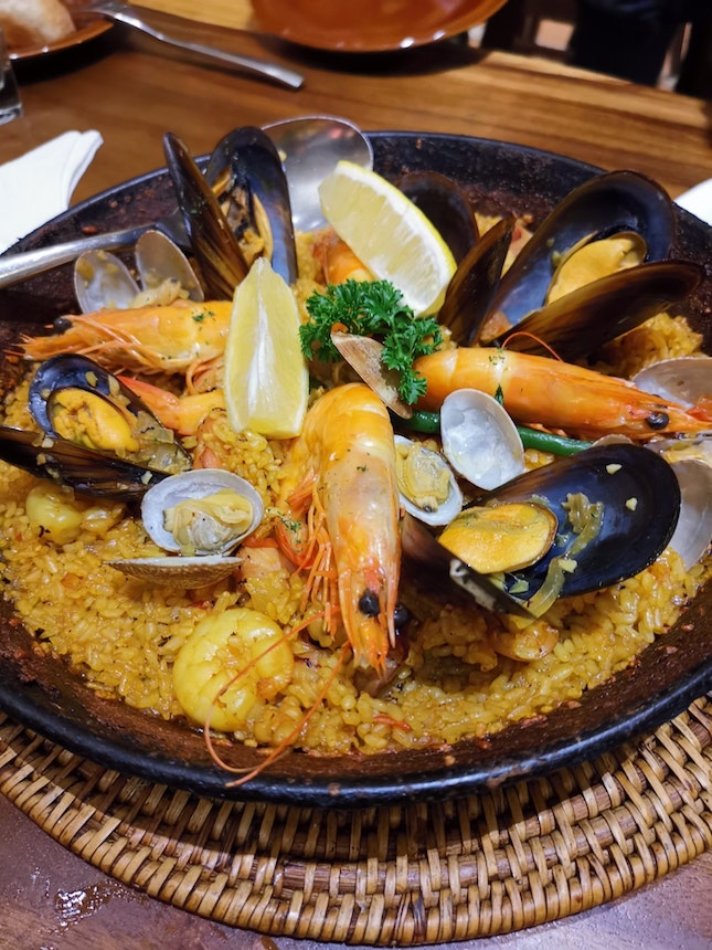 Small Plate Spanish Me