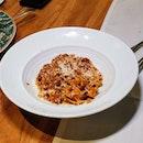 Pappadelle Con Ragu Chiantigiano ($20.90++)