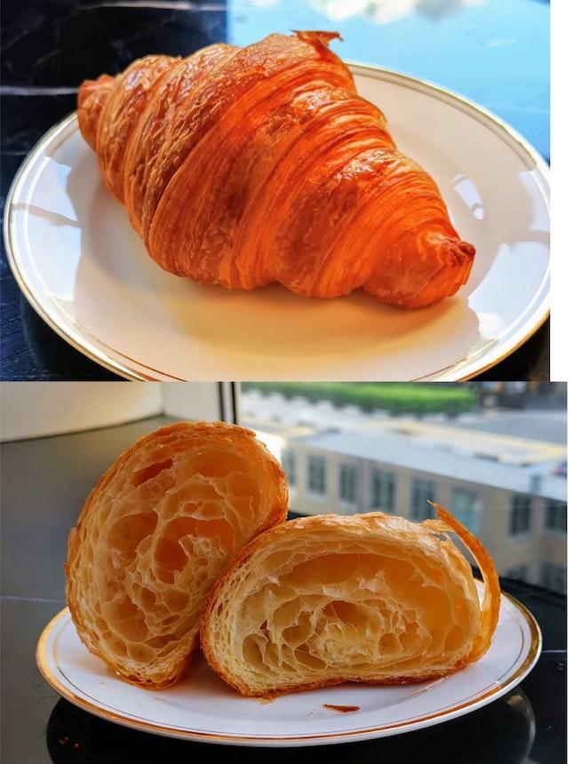 Croissant ($3.50)