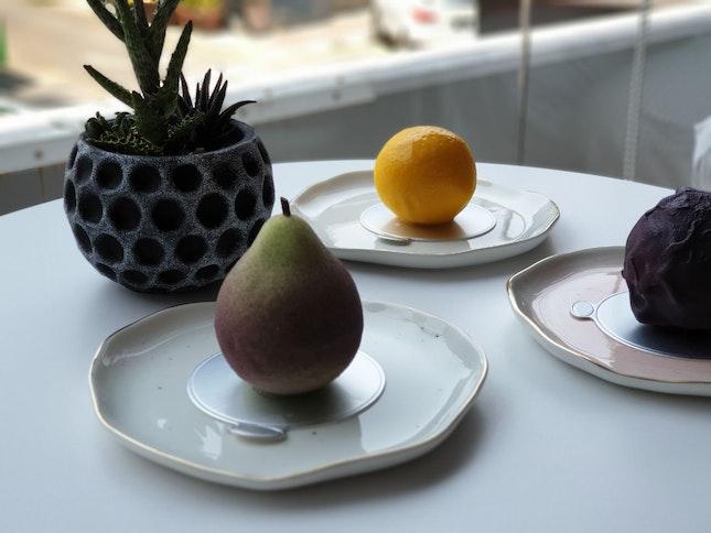 Assorted Fruit Dessert