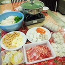 Steamboat spread!
