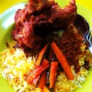 060612 ~ Fried Chicken Briyani