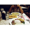 Dinner with my biatchhhh for TGIF.