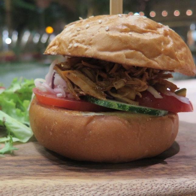 Pulled Pork Burger $14.80