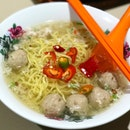 Bak Chor Mee (Soup)