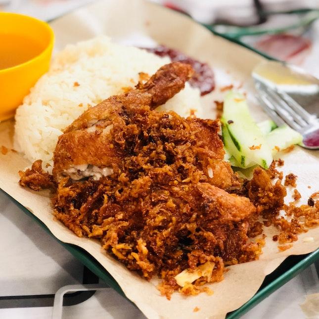 Nasi Ayam ($5)