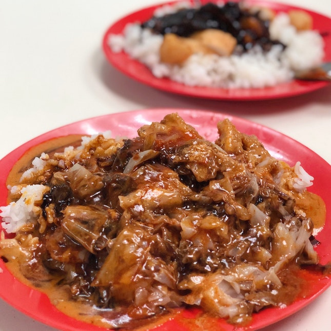 Curry Rice (Price Varies on Ingredients Ordered)