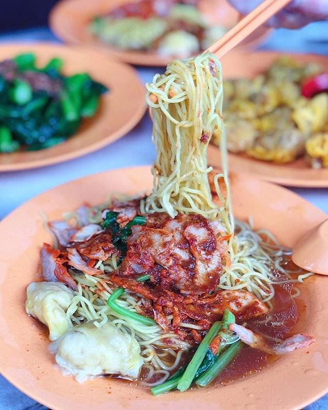 Welcome Back, Kok Kee Wanton Noodles!