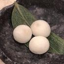 Durian Mochi ($4.50)