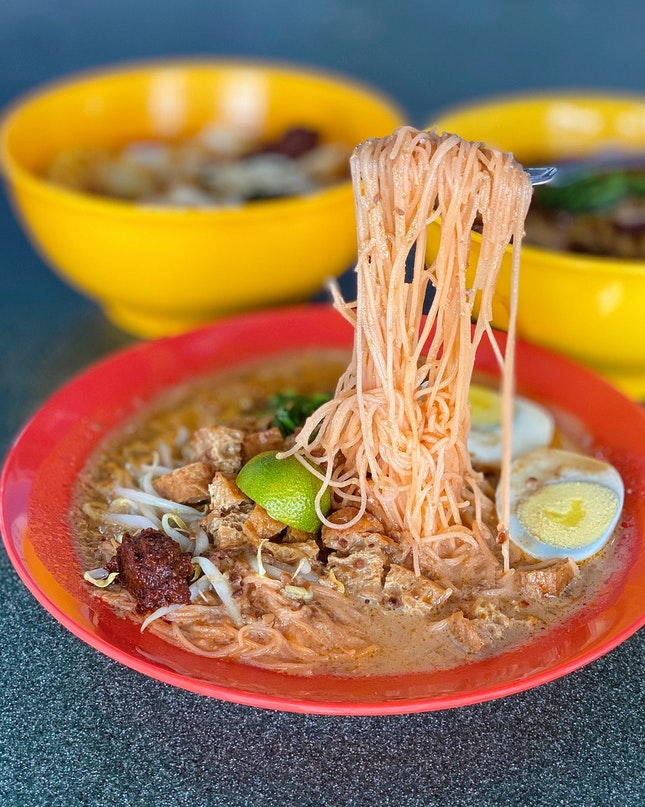 Mee Siam ($3/$3.50)