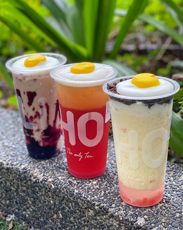 Sunny Side Up Drinks Series