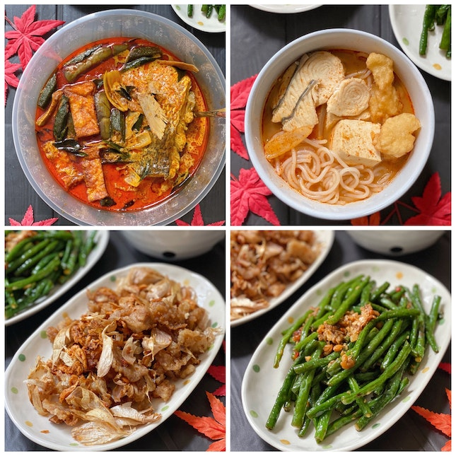 Enjoy Popular Tom Yum Fish Soup & Other Zi Char Dishes at the Comfort of Your Home