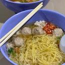 Seng Hiang Bak Chor Mee (85 Fengshan Centre)