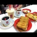 #asian #traditional #yakun #breakfast #toast