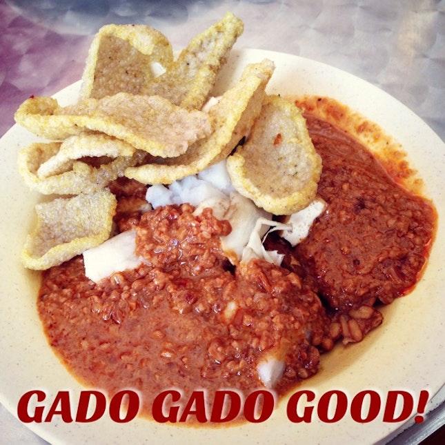 "Their ""Gado Gado"" Gets Two Thumbs Up ($3)"