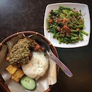 """The soft-cooked green chilli sambal of """"Ayam Sambal Hijau"""" is much tamer in spiciness than the red version you get with most """"ayam penyets"""". What it lacks in heat however, it compensates in fragrance."""