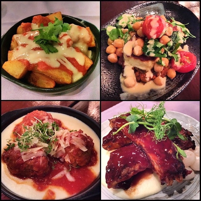 Tapas Worth The While