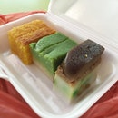 Tasty Kuehs ($3.50 for three pieces)