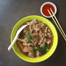 My Father's Favourite Beef Noodles