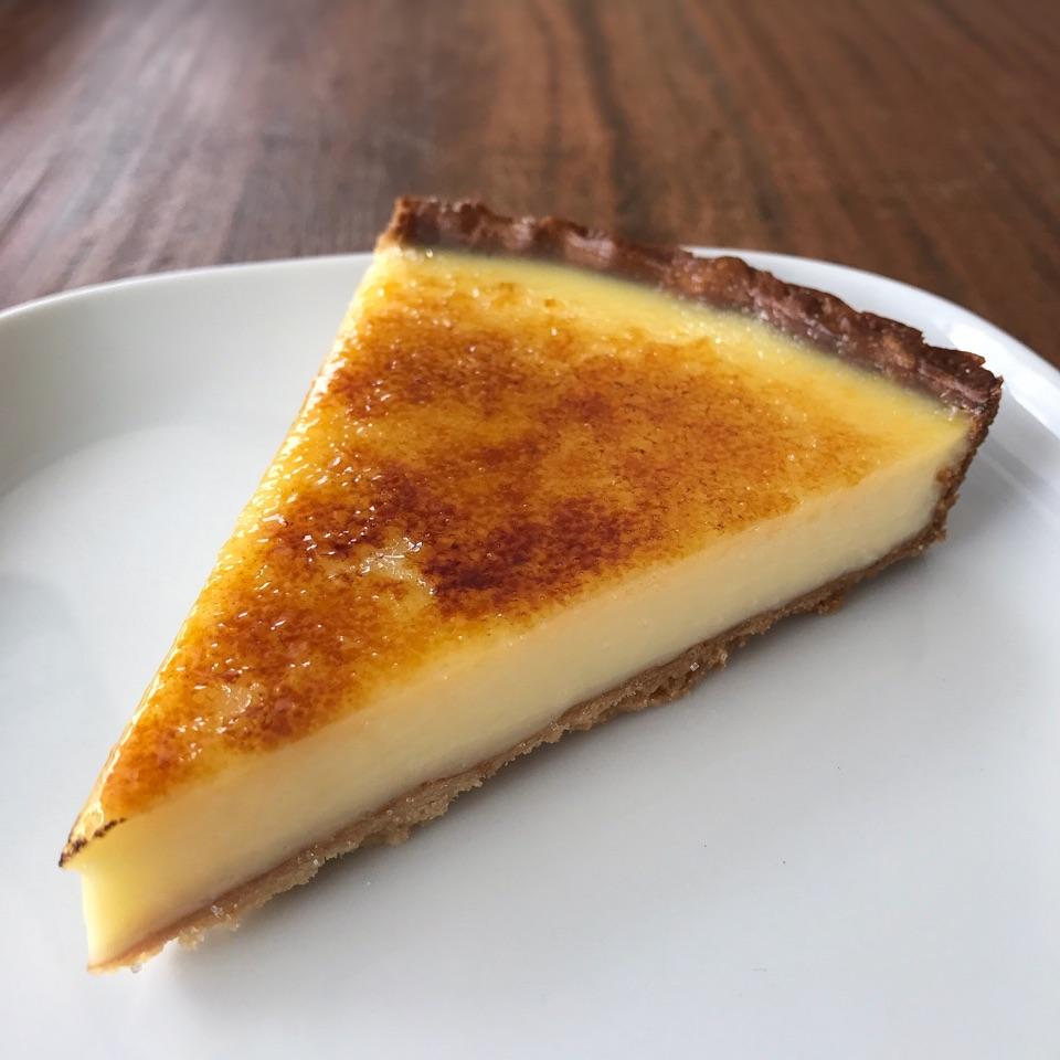 Lemon Tart ($6 nett)