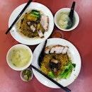 Really Tasty Malaysian Style Roasted Meats And Wanton Mee