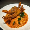 The NEW Bestseller: Chilli Crab Pasta ($17.90)