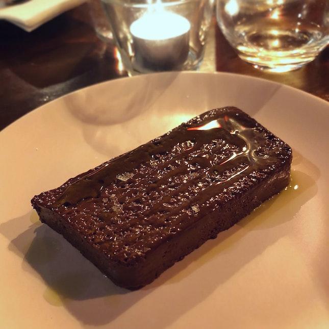 Chocolate Terrine ($8++)