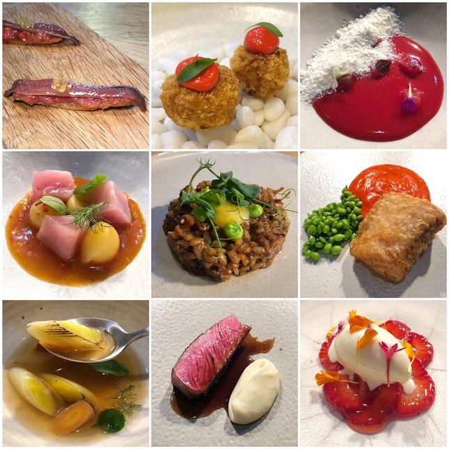 Newly Open Under The Unlisted Collection Group: Get The Tasting Menu To Savour Basque Cuisine With A Modern Touch ($115++ for 7 courses)