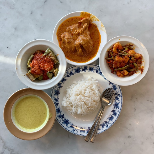 The Nasi Padang Place Of My Childhood