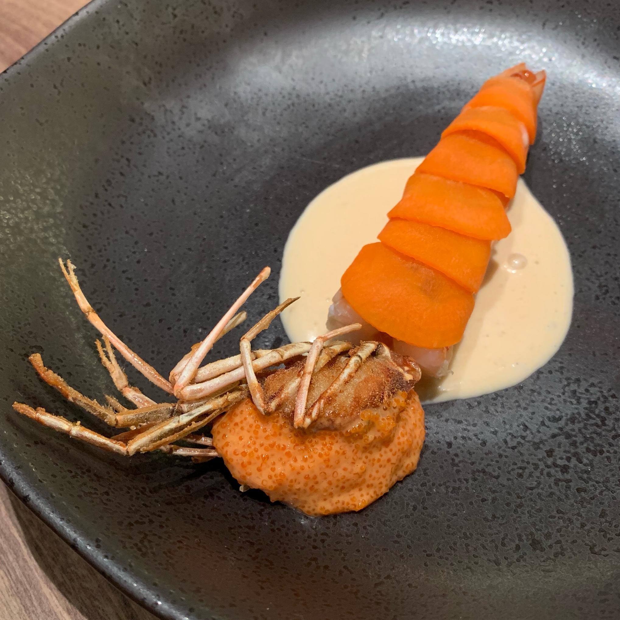 Modern Singaporean Cuisine